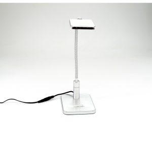 Jewelry photography LED spotlight with gooseneck