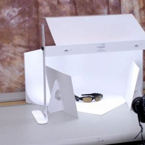 portable photo studio box