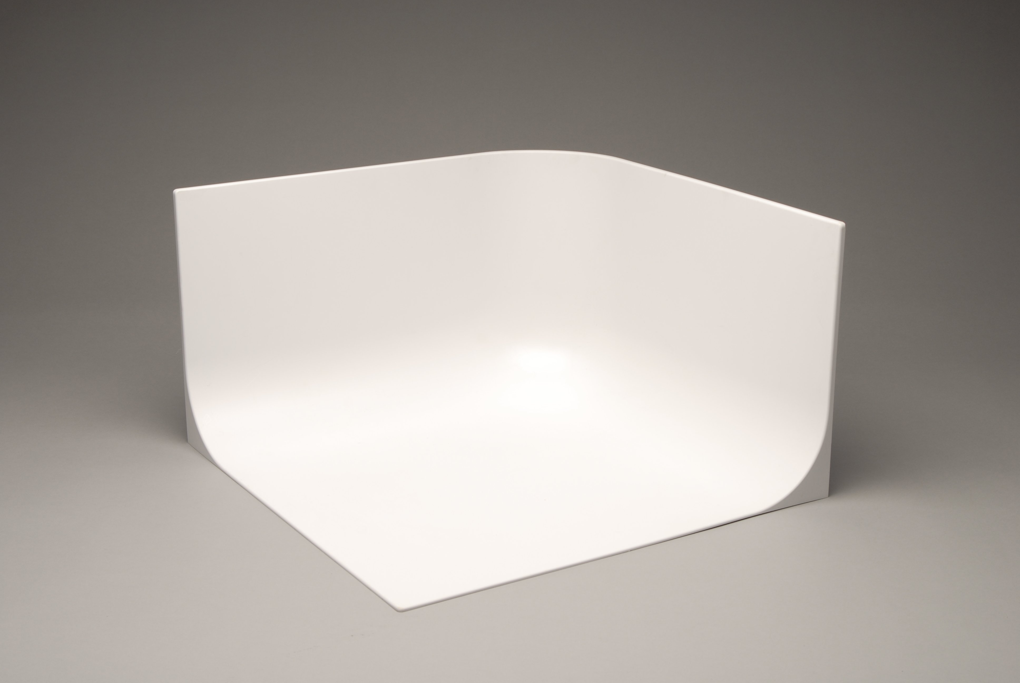 "MyStudio® MS20CYC Seamless Background for Lightbox  20""x 20""x 12"""