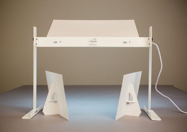 MyStudio® MS20LK Lighting Kit with 5000K Lighting for Product Photography
