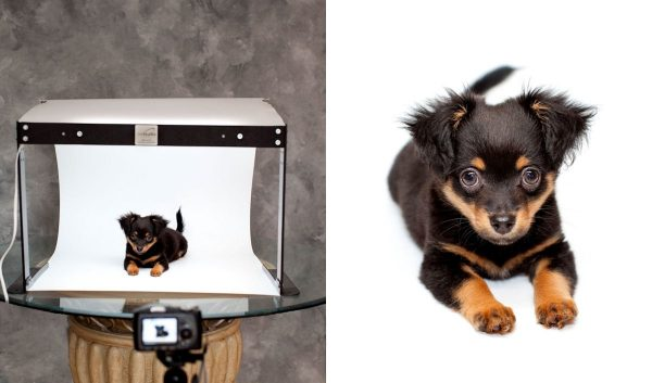 MyStudio® PS5 Table Top Lightbox Photo Studio Kit